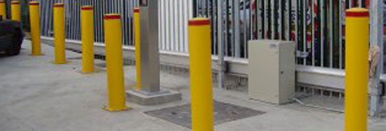 SSFB Cobra Crash Tested Fixed Bollards - Security Solutions