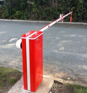 SSB 8000 ECO Automatic Barrier - Security Solutions GB