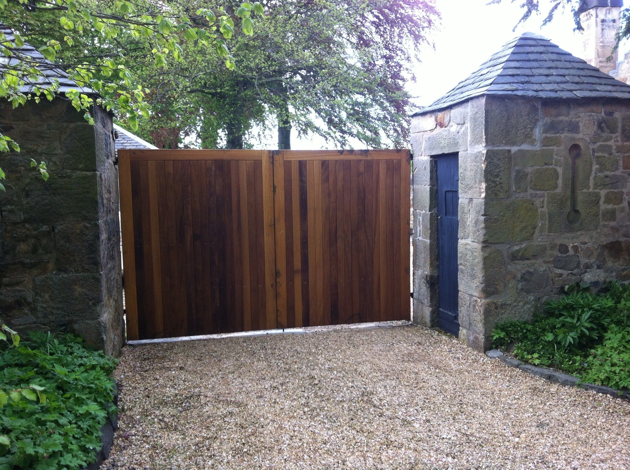 SSDG Domestic Gate - Security Solutions GB