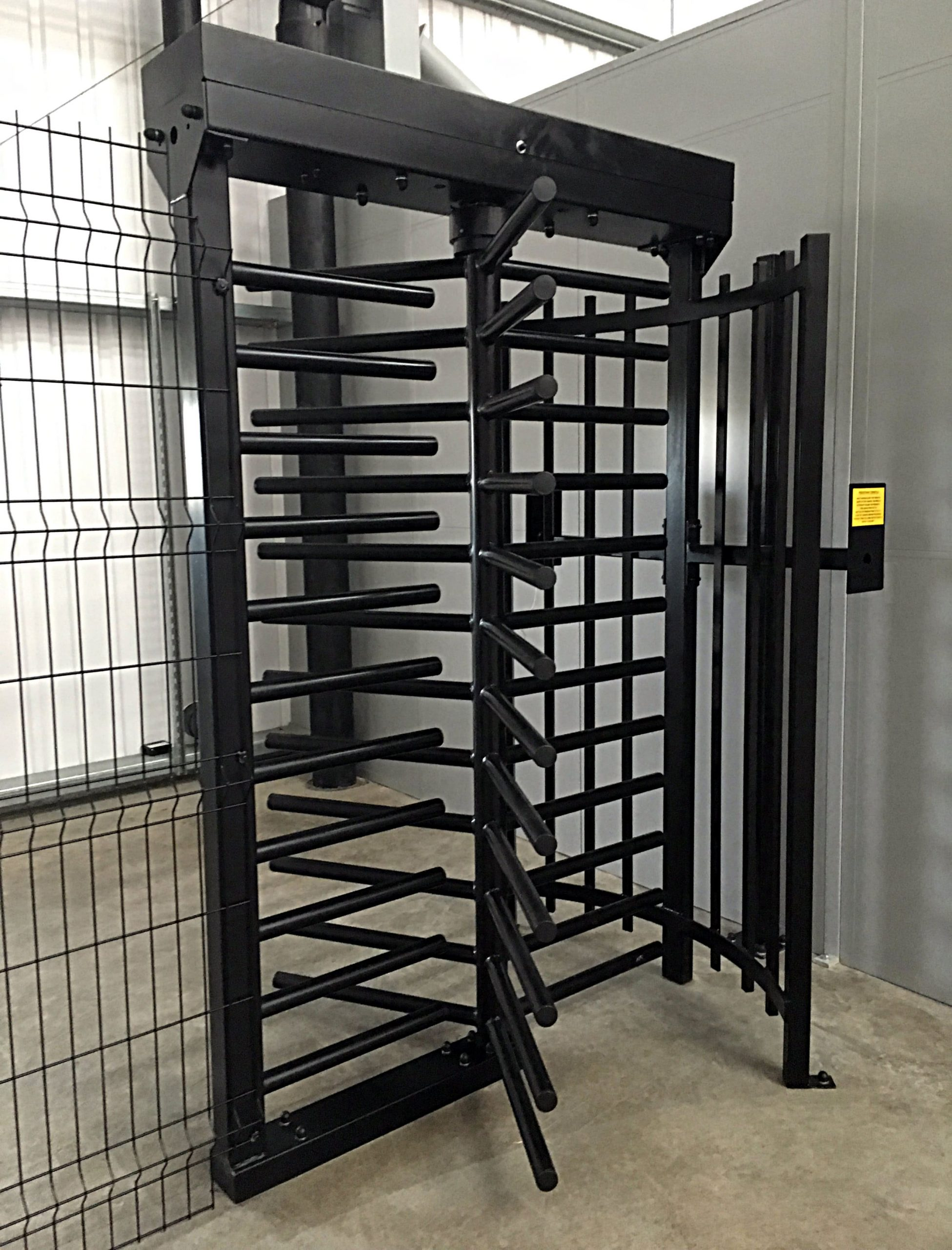 Security Solutions GB SSTS4000 Full Height Turnstile