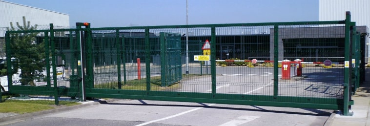 Sliding Gate - Security Solutions