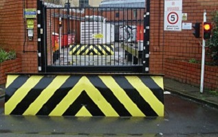 SSRB High Security Road Blocker - Security Solutions GB